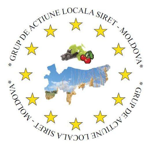 """Ghidul Solicitantului pentru Măsura 6 – ,,Dezvoltarea microregiunii GAL Siret-Moldova prin mici investiții fizice"""", VARIANTA CONSULTATIVĂ"""